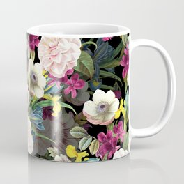 Midnight Botany Coffee Mug