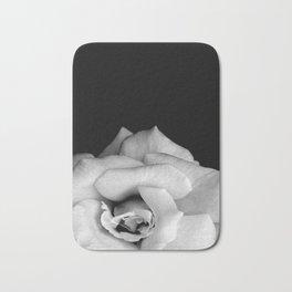 Rose Monochrome Bath Mat