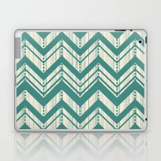 Weathered Chevron Laptop & iPad Skin