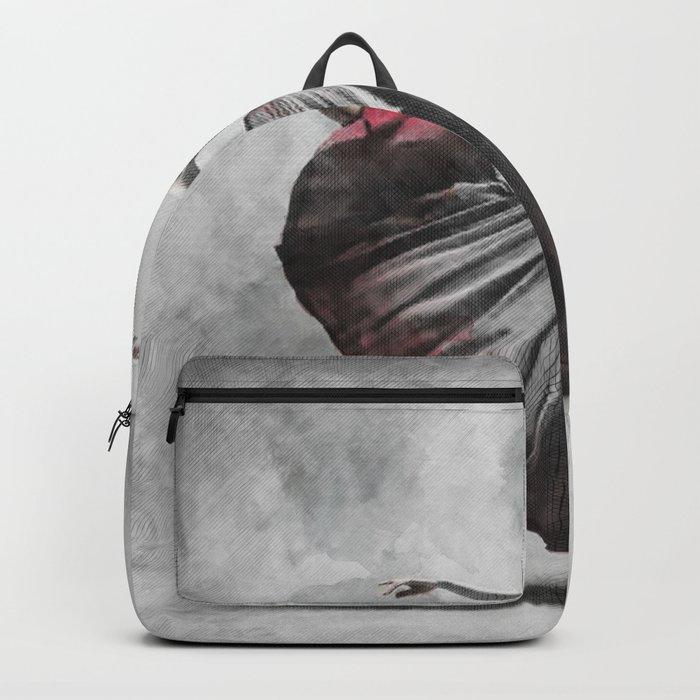 Dancing Backpack