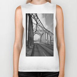 Sixth Street Viaduct Bridge - LA 02/30/2016 Biker Tank