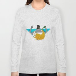 Party Bear Long Sleeve T-shirt