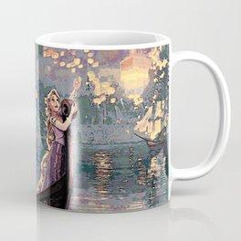 Tangled Rapunzel Coffee Mug