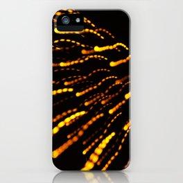 Lights in Kyoto II iPhone Case