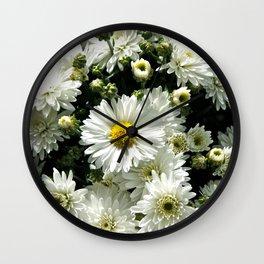 Daisy Dandy Wall Clock