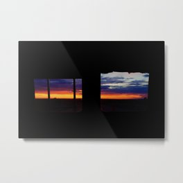 Day One Metal Print