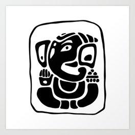 Shri Ganapati Kunstdrucke