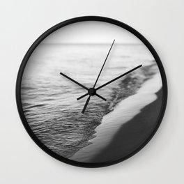 September Shore Wall Clock