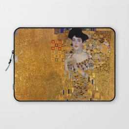 THE LADY IN GOLD - GUSTAV KLIMT Laptop Sleeve