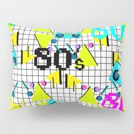 1980's Pillow Sham