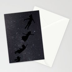Peter Pan - Fly to Neverland  Stationery Cards