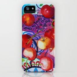 Justine's Joy iPhone Case