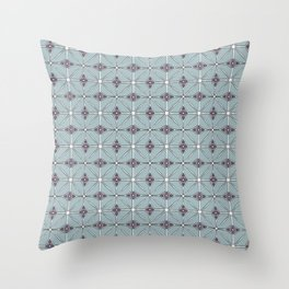 Geometrical patterns Throw Pillow