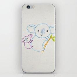 K Koala iPhone Skin