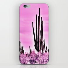 Wild Cactus iPhone & iPod Skin