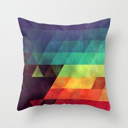 ryvyngg Throw Pillow