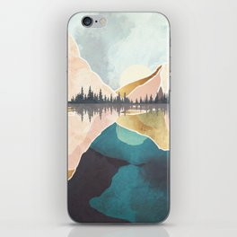 Summer Reflection iPhone Skin
