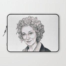 Margaret Atwood Laptop Sleeve