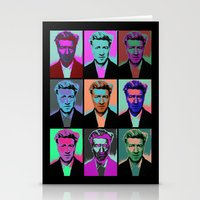 popart Stationery Cards featuring Different popart by Renars