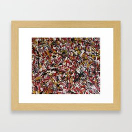 Almost everything no.2 Framed Art Print