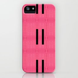 Luis Barragán Tribute 4 iPhone Case