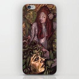 Garden of the Fae iPhone Skin