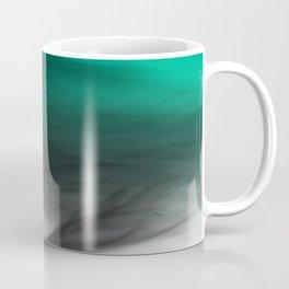 Green Gray Smoke Coffee Mug