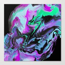 Qerg Canvas Print
