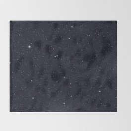 Stars Throw Blanket