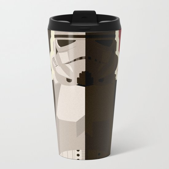 Troopers Metal Travel Mug