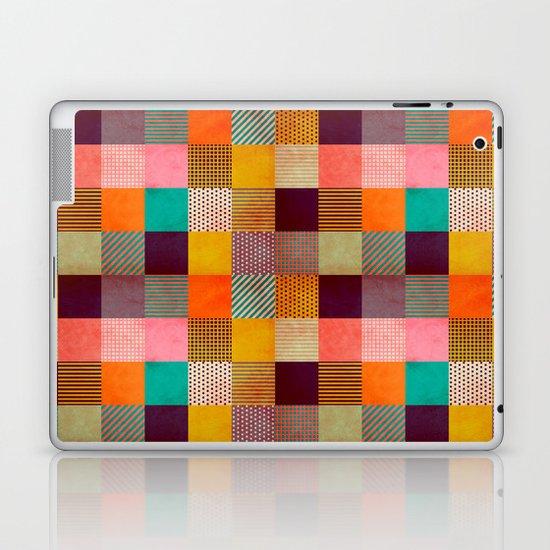 Decorated Pixel   Laptop & iPad Skin