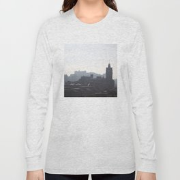 View of Princes Street from Calton Hill 1 Long Sleeve T-shirt