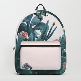 Cactus & Flowers - Follow your butterflies Backpack