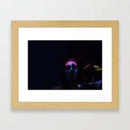 Skylar 2 Framed Art Print