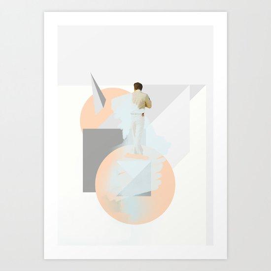 Orientation Art Print