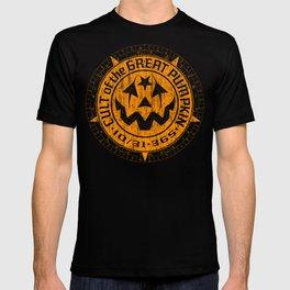 Cult of the Great Pumpkin: Alchemy Logo T-shirt