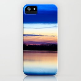 Almost after dark iPhone Case