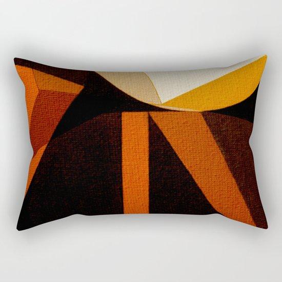 Jaburu (Jabiru) Rectangular Pillow