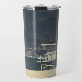 Baywatch Hut Travel Mug