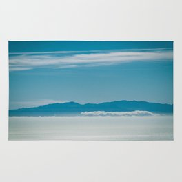 Somewhere Over the Clouds Rug