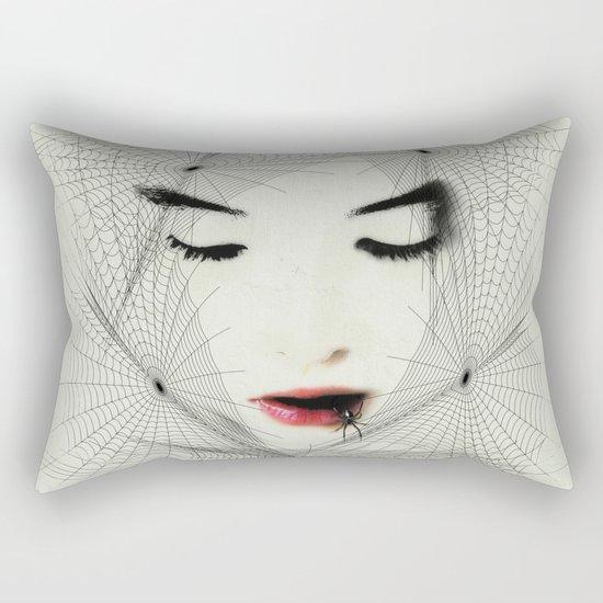 I will catch you Rectangular Pillow