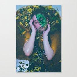 RL Teama M Oct 7, 2017 Canvas Print