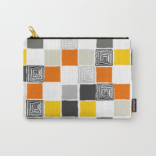 pattern 43 Carry-All Pouch