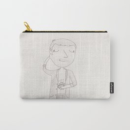Steve Rogers - Sunday morning Carry-All Pouch