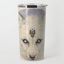 Mystic Fox Travel Mug
