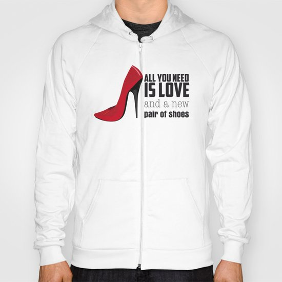 All you need is love! Hoody