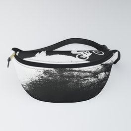 Mountains Ride Fanny Pack