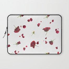 Dark Roses in Time Laptop Sleeve