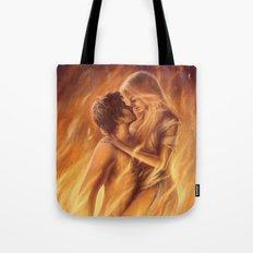 True Love In Flagranti Tote Bag
