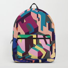 Psychedelic Dissection Backpack